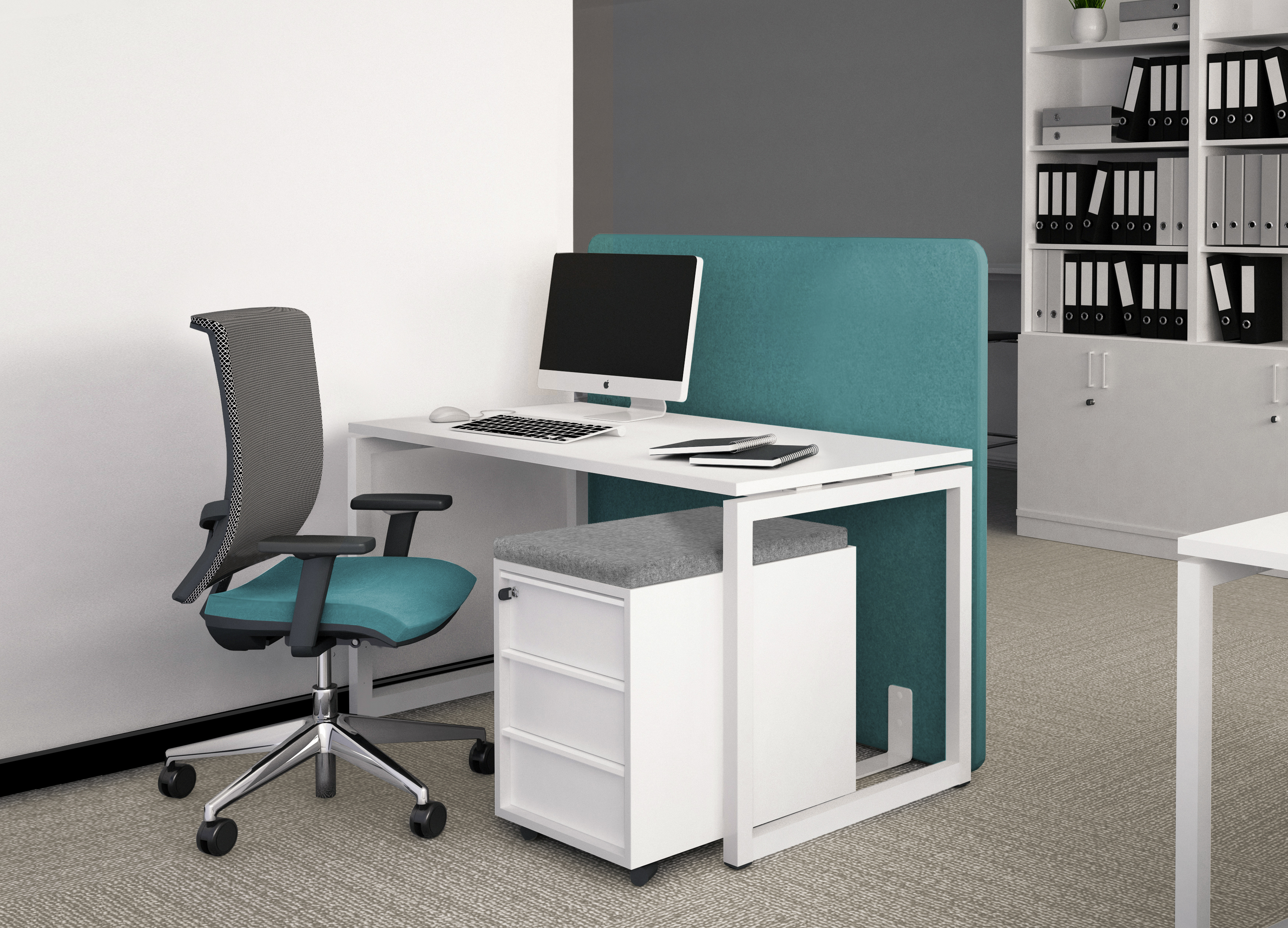 Narbutas - Nova O íróasztal