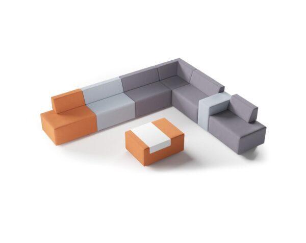 Narbutas - Jazz Chill Out moduláris ülőbútorcsalád