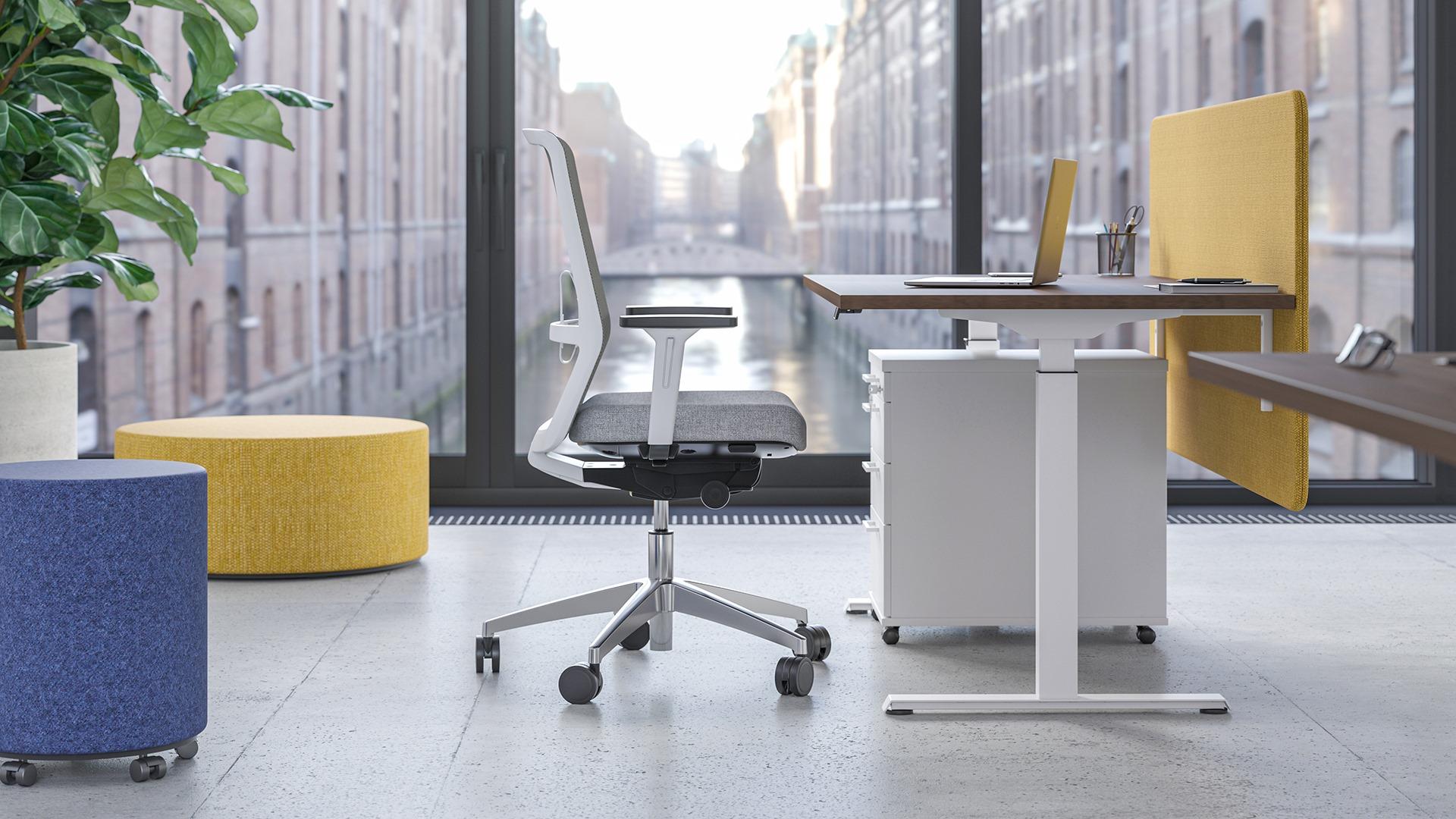 Narbutas - B-Active magasságban állítható asztal